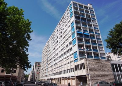 Immeuble forme Bois, Lyon