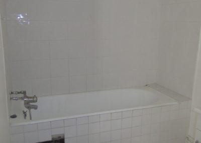 SDB avec baignoire d'origine