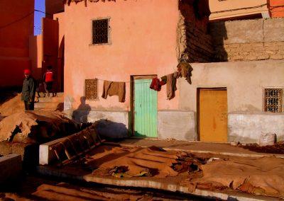 Maison Terre, Maroc © Photo Joëlle Chautems