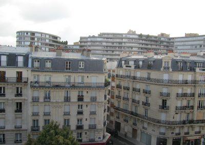 Immeubles Métal et Eau, Paris