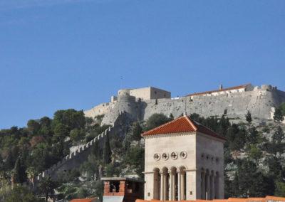 Hvar et sa forteresse