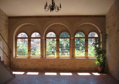 Maison de la renaissance à Cluny après rénovation